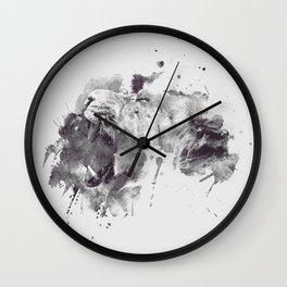 Basic Instinct Wall Clock