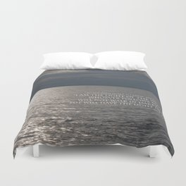 Light of the World Duvet Cover