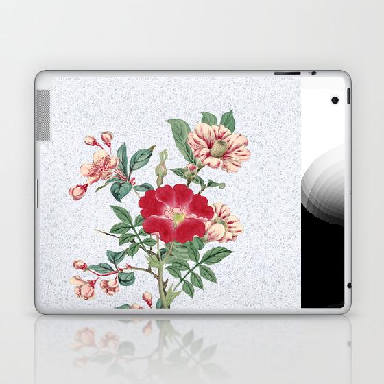 Floral Bonanza Laptop & Ipad Skin by Anipani LSK8653584