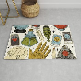 Fortune Teller Starter Pack Color Rug