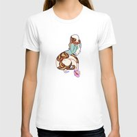 monty python T-shirts featuring ball python by chelsea canny