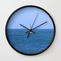 sail Wall Clocks featuring Sail by Scotty Photography