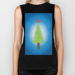 Season's Greetings Biker Tank