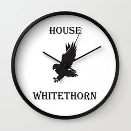 TOG House Whitethorn Wall Clock