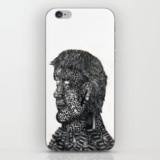 Maze ID iPhone & iPod Skin