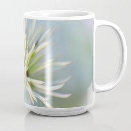 green needles Coffee Mug