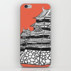 The Black Castle  iPhone & iPod Skin