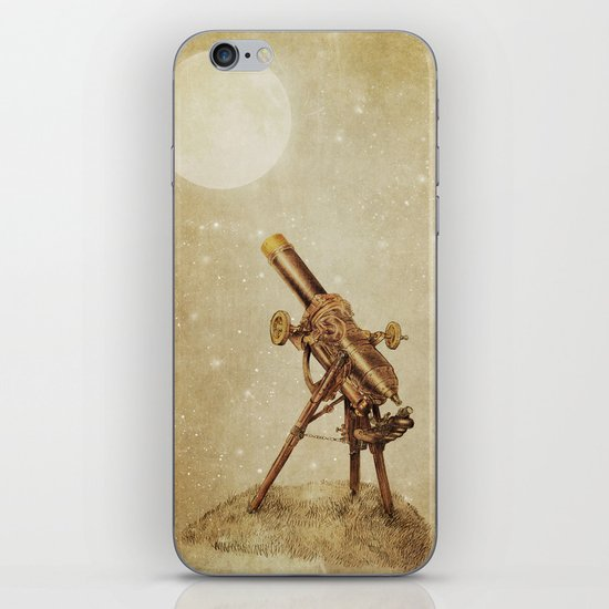 Moonrise (sepia option) iPhone & iPod Skin
