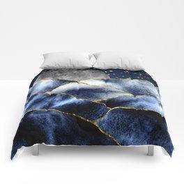 Full moon II Comforters