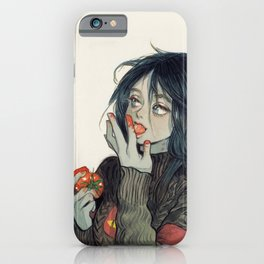 Marcy iPhone Case