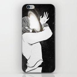 Kiss the soul. iPhone Skin