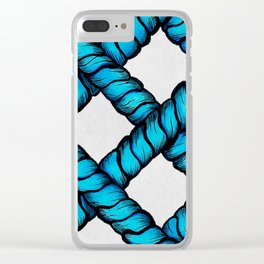 Rope Clear iPhone Case