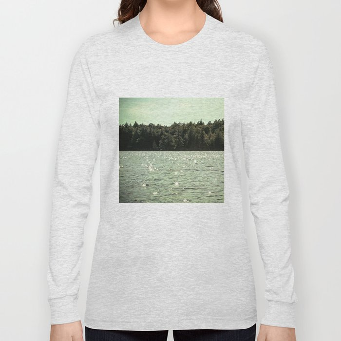 sparkling waters Long Sleeve T-shirt