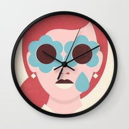 20/20 (1960s) Wall Clock