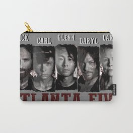 Atlanta Five - The Walking Dead Carry-All Pouch