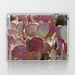Purple Cactus Laptop & iPad Skin