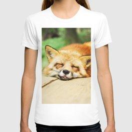 Cutie Foxy Nappy T-shirt