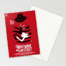 A Nightmare - Red Collection Stationery Cards