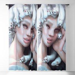Ferret Medusa Blackout Curtain