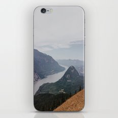Columbia Gorge iPhone & iPod Skin