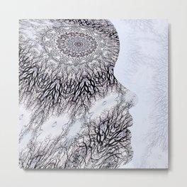Planetive Metal Print