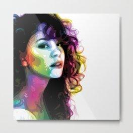 Mariah 'Hero' Carey Metal Print