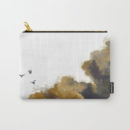Cloud Lines. Carry-All Pouch