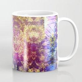 Fractalic Pineal Metatron | Foundant Dusa | Melting Soul Coffee Mug