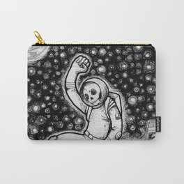 Skellynaut Carry-All Pouch