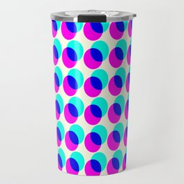 dots pop pattern Travel Mug