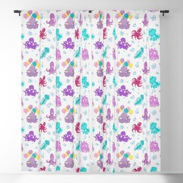 UNDER SEA PARTY Blackout Curtain