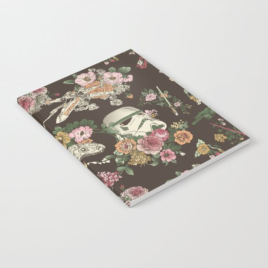 Botanic Wars Notebook