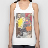 kids Tank Tops featuring Kids by collageriittard