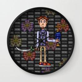 Tudor Havemeyer Chinezu Wall Clock