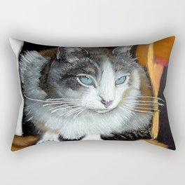 Younik the Cat Rectangular Pillow