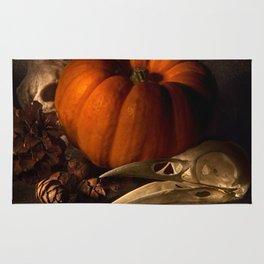 Halloween Still Life Rug