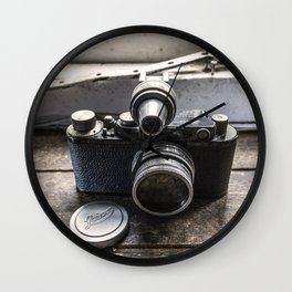 The Old Leica Wall Clock