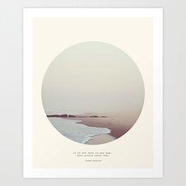 Maps Art Print