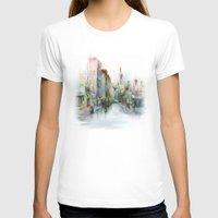 street T-shirts featuring street by tatiana-teni