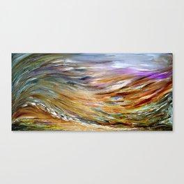 Desert Wing Canvas Print