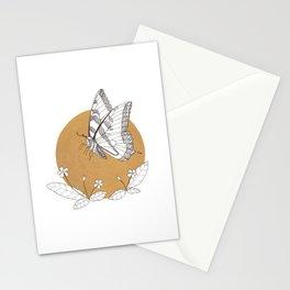 Butterfly & Primrose Stationery Cards