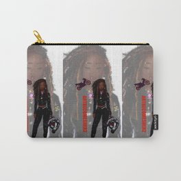 Lady Rider - JA Zoom Version Carry-All Pouch