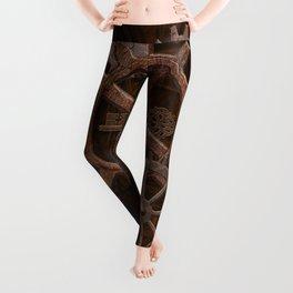 Comforts of Steampunk Leggings