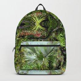 Singapore Botanical Garden 2 - Double Vision Backpack