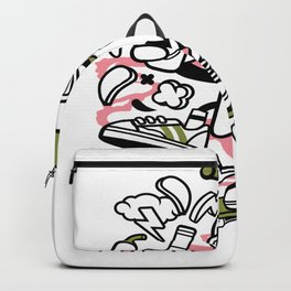 Chilli Mexicanofor animated characters comics and pop culture lovers Backpack