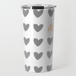 heart of contradiction Travel Mug