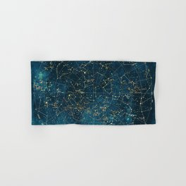 Under Constellations Hand & Bath Towel