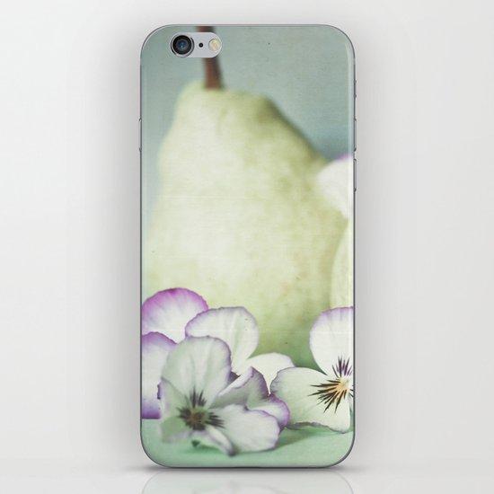 Pair of Pears iPhone & iPod Skin