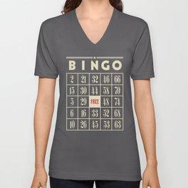Bingo! Unisex V-Neck