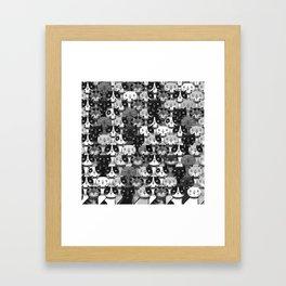 Catland Framed Art Print